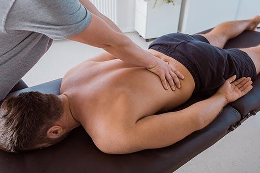 Kapsport - offres massage